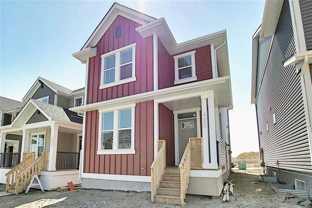 429 South Point Glen SW, Airdrie, AB T4B 4L1 (#C4296483) :: Calgary Homefinders