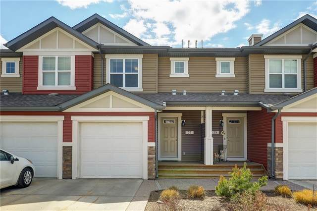 37 Chaparral Valley Garden(S) SE, Calgary, AB T2X 0P8 (#C4296487) :: Redline Real Estate Group Inc