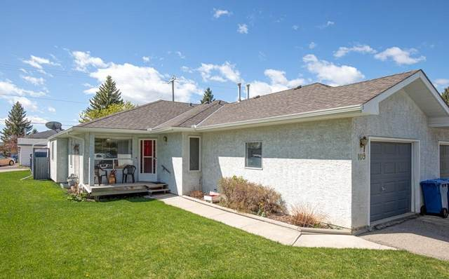 109 Edgar Avenue NW, Turner Valley, AB T0L 2A0 (#C4296525) :: Virtu Real Estate