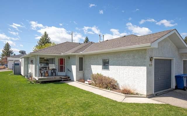 109 Edgar Avenue NW, Turner Valley, AB T0L 2A0 (#C4296525) :: Virtu Real Estate