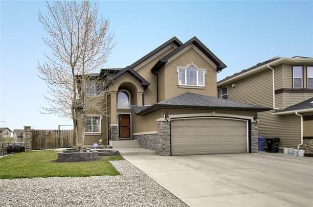 574 Panatella Boulevard NW, Calgary, AB T3K 0J9 (#C4296539) :: Redline Real Estate Group Inc