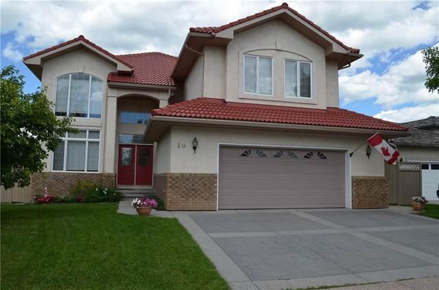 10 Grande Point Estates, Strathmore, AB T1P 1L3 (#C4296541) :: Calgary Homefinders