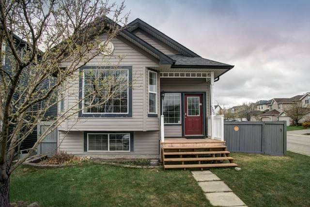 160 Citadel Bluff Close NW, Calgary, AB T3G 5E3 (#C4296547) :: Calgary Homefinders