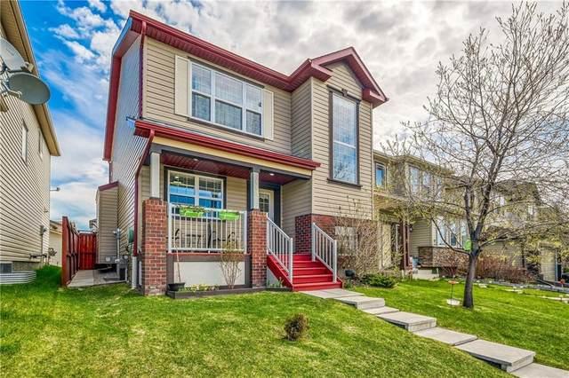 113 Covebrook Place NE, Calgary, AB T3K 0C9 (#C4296575) :: The Cliff Stevenson Group
