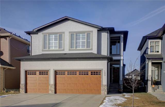 193 Kinniburgh Circle, Chestermere, AB T1X 0P8 (#C4296579) :: Calgary Homefinders