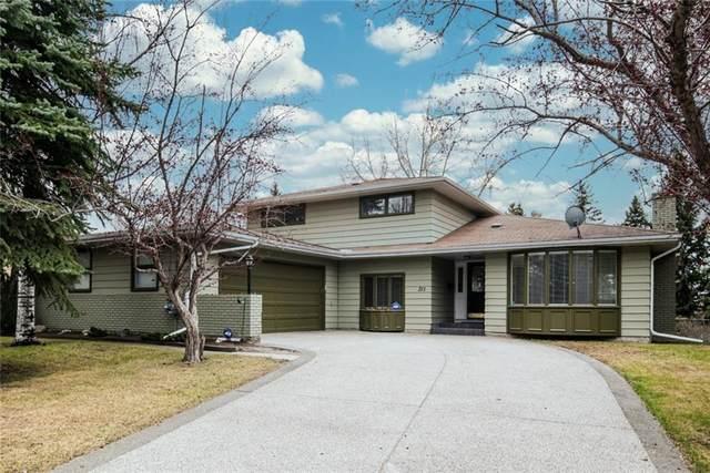 211 Willow Ridge Place SE, Calgary, AB T2J 1N2 (#C4296583) :: Virtu Real Estate