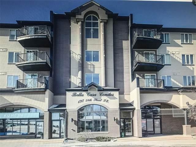 1727 54 Street SE #401, Calgary, AB T2A 1B7 (#C4296585) :: Calgary Homefinders