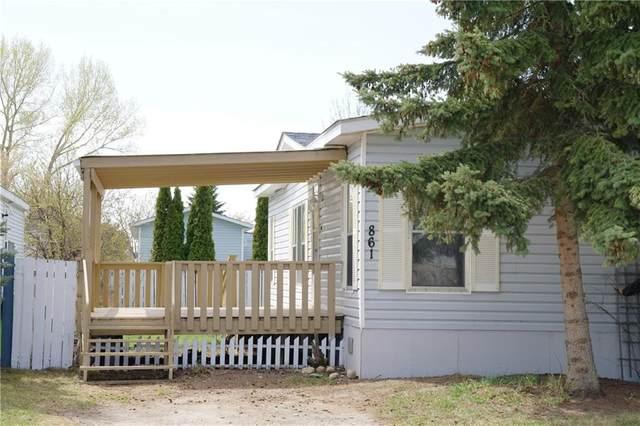861 Briarwood Road, Strathmore, AB T1P 1E2 (#C4296603) :: Calgary Homefinders