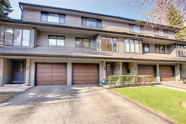 68 Point Drive NW, Calgary, AB T3B 5B3 (#C4296612) :: Calgary Homefinders