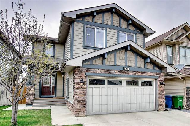 263 Kingsbury View SE, Airdrie, AB T4A 0E6 (#C4296644) :: Redline Real Estate Group Inc