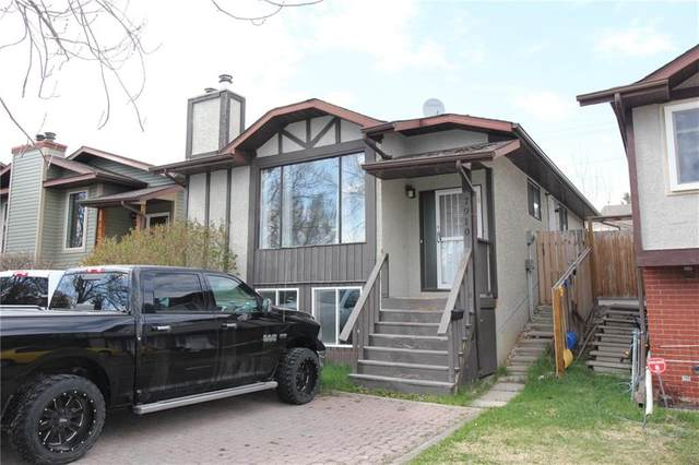 7910 Ranchview Drive NW, Calgary, AB T3G 1S9 (#C4296675) :: The Cliff Stevenson Group