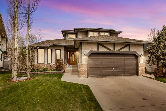 319 Wood Valley Bay SW, Calgary, AB T2W 5Y5 (#C4296678) :: Redline Real Estate Group Inc