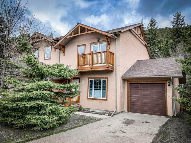 36 Windridge Road #10, Exshaw, AB T0L 2C0 (#C4296693) :: Canmore & Banff