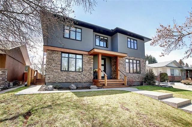 3323 Caribou Drive NW, Calgary, AB  (#C4296719) :: Calgary Homefinders