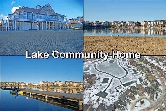 1 Crystal Shores Road, Okotoks, AB T1S 1Y1 (#C4296786) :: Calgary Homefinders