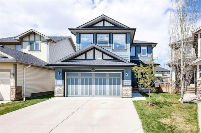 121 Williamstown Green NW, Airdrie, AB T4B 0S9 (#C4296829) :: The Cliff Stevenson Group