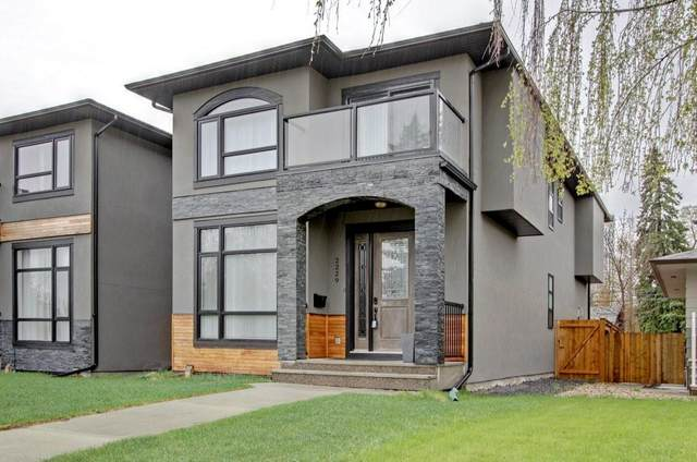 2229 Victoria Crescent NW, Calgary, AB T2M 4E4 (#C4296831) :: Calgary Homefinders