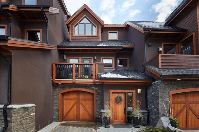 22 Streamside Lane, Canmore, AB T1W 0J2 (#C4296850) :: Canmore & Banff