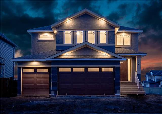 280 Aspenmere Way, Chestermere, AB T1X 0Y2 (#C4296855) :: Redline Real Estate Group Inc