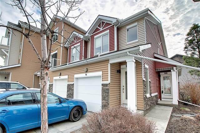 96 Chaparral Ridge Park SE, Calgary, AB T2X 0E3 (#C4296864) :: Redline Real Estate Group Inc