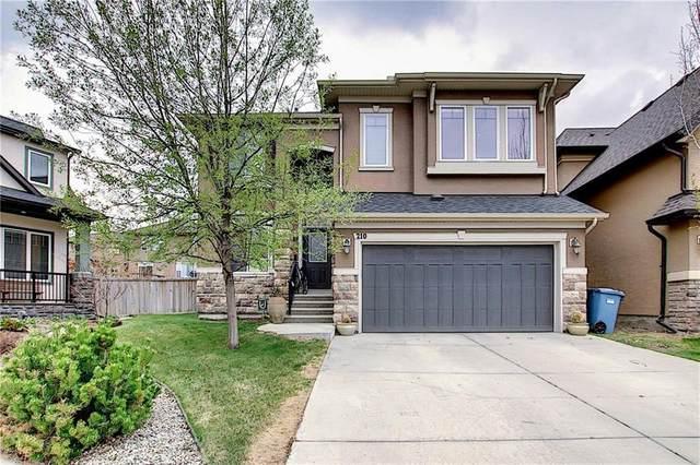 210 Panatella Heath NW, Calgary, AB T3K 0H3 (#C4296888) :: Redline Real Estate Group Inc