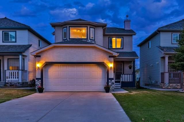 1148 Harvest Hills Drive NE, Calgary, AB T3K 5C4 (#C4296900) :: Virtu Real Estate