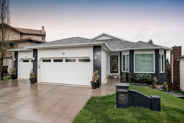 24 Signal Hill Way SW, Calgary, AB T3H 2M3 (#C4296905) :: Redline Real Estate Group Inc