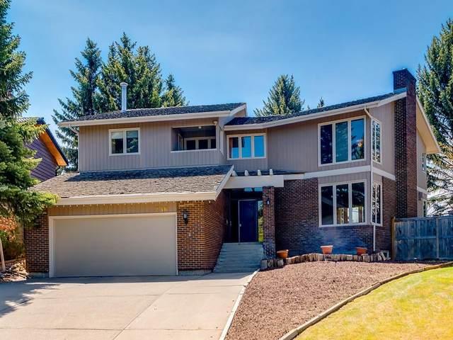 236 Pump Hill Rise SW, Calgary, AB T2V 4C8 (#C4296912) :: Redline Real Estate Group Inc