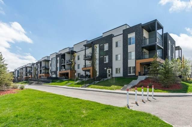 1317 27 Street SE #4110, Calgary, AB T2A 4Y5 (#C4296988) :: Calgary Homefinders