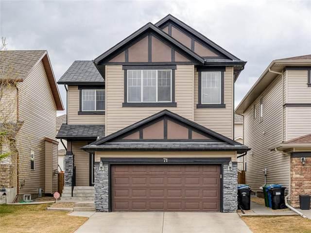 71 Panamount Circle NW, Calgary, AB T3K 0C7 (#C4296995) :: Redline Real Estate Group Inc
