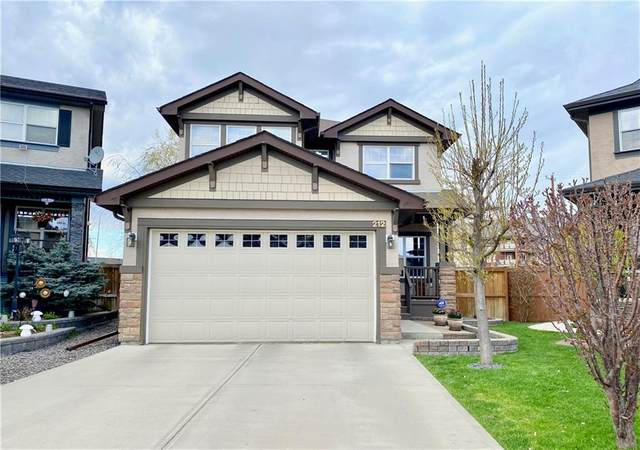 212 Everbrook Way SW, Calgary, AB T2Y 0E8 (#C4297000) :: The Cliff Stevenson Group