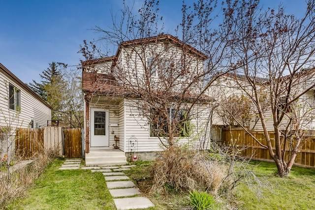 28 Abingdon Crescent NE, Calgary, AB T2A 6S3 (#C4297038) :: Redline Real Estate Group Inc