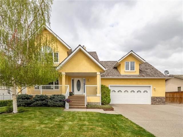 3 Grande Point Estates, Strathmore, AB T1P 1L3 (#C4297048) :: Calgary Homefinders