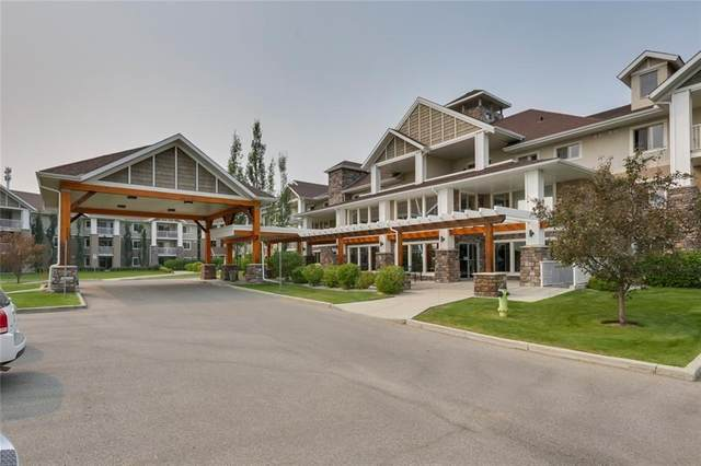 428 Chaparral Ravine View SE #112, Calgary, AB T2X 0A5 (#C4297077) :: Redline Real Estate Group Inc