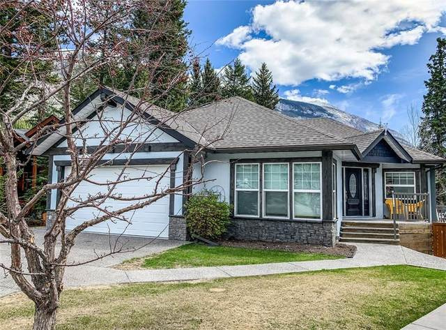 329 Canyon Close, Canmore, AB T1W 1H4 (#C4297100) :: Canmore & Banff