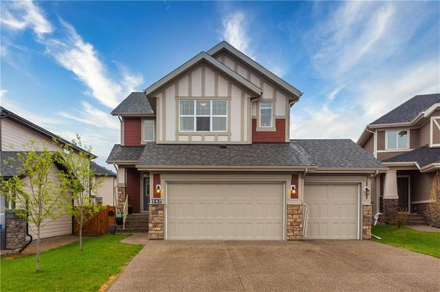 147 Stonemere Green, Chestermere, AB T1X 0S2 (#C4297110) :: Redline Real Estate Group Inc