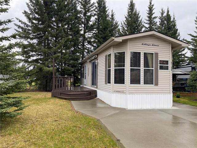 25 Coyote Creek, Rural Mountain View County, AB T0M 1X0 (#C4297140) :: Calgary Homefinders