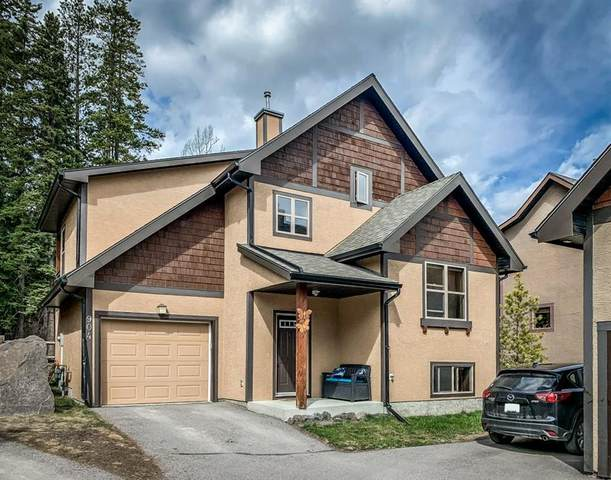 109 Armstrong Place #904, Canmore, AB T1W 3L2 (#C4297203) :: Canmore & Banff