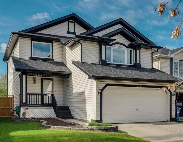 413 Douglas Glen Close SE, Calgary, AB T2Z 3A4 (#C4297229) :: Calgary Homefinders
