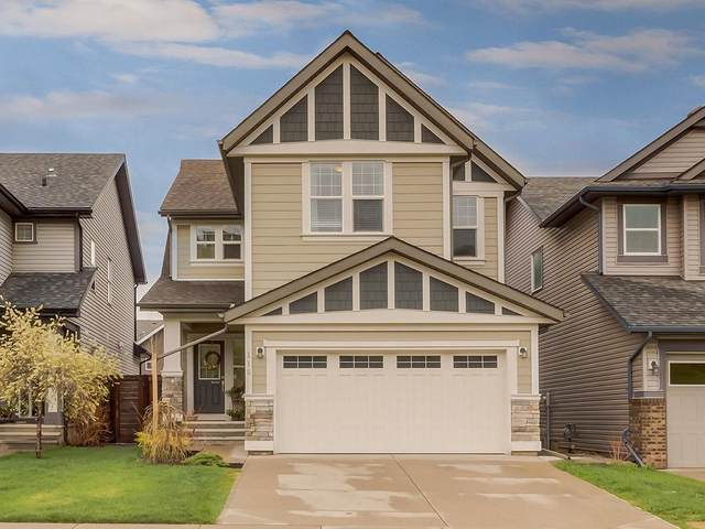 116 Chaparral Valley View SE, Calgary, AB T2X 0R8 (#C4297315) :: Redline Real Estate Group Inc