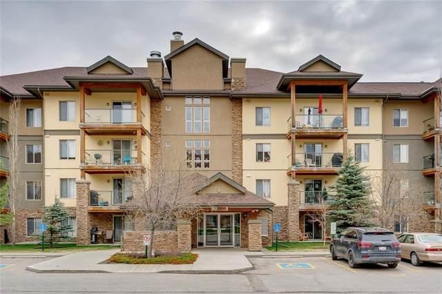 92 Crystal Shores Road #2106, Okotoks, AB T1S 2M8 (#C4297320) :: Calgary Homefinders