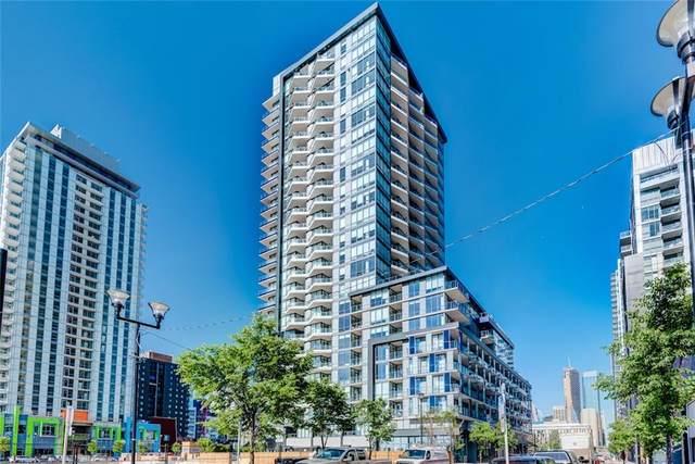 615 6 Avenue SE #502, Calgary, AB T2G 1S2 (#C4297332) :: Redline Real Estate Group Inc
