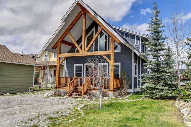 210 Cottageclub Drive, Rural Rocky View County, AB T4C 1B1 (#C4297409) :: Redline Real Estate Group Inc