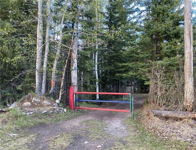 350084 TWP 35-0, Rural Clearwater County, AB T0M 1C0 (#C4297425) :: The Cliff Stevenson Group