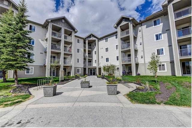 1717 60 Street SE #131, Calgary, AB T2A 7Y7 (#C4297439) :: Calgary Homefinders