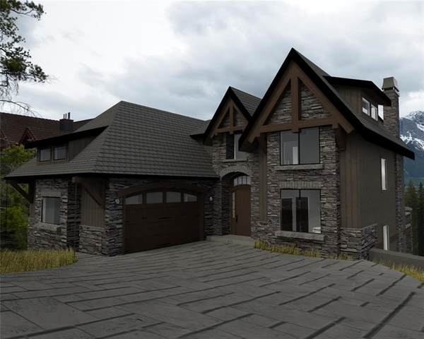 829 Silvertip Heights, Canmore, AB T1W 3K9 (#C4297497) :: Canmore & Banff