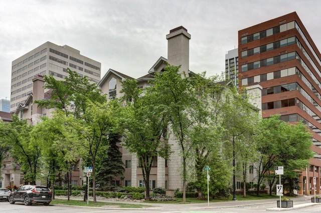 777 3 Avenue SW #402, Calgary, AB T2P 0G8 (#C4297521) :: Calgary Homefinders