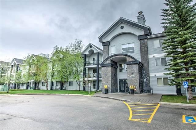 2022 Canyon Meadows Drive SE #209, Calgary, AB T2J 7H1 (#C4297527) :: The Cliff Stevenson Group