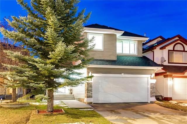 105 Citadel Crest Circle NW, Calgary, AB T3G 4G3 (#C4297535) :: Calgary Homefinders