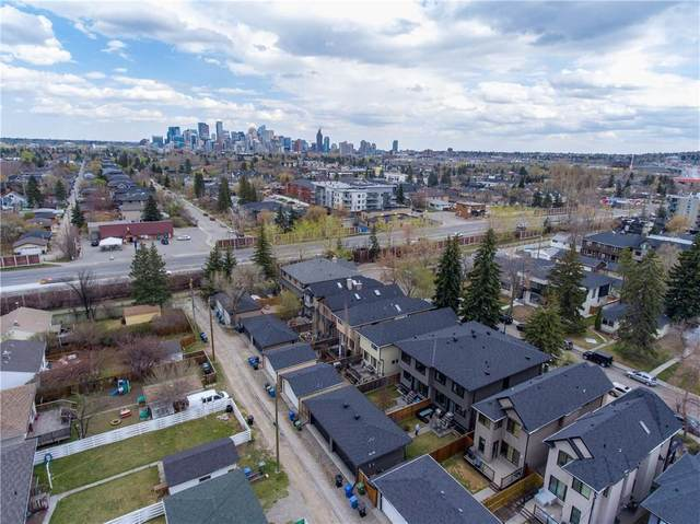 2524 2524 2524 3 Ave. Nw Avenue Nw Avenue NW, Calgary, AB T2N 0L3 (#C4297575) :: Canmore & Banff